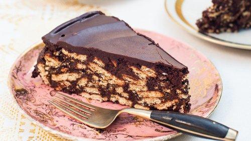 Sunday Recipe: A No-Bake Chocolate Cake Fit for a Prince