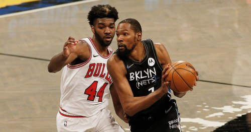Health of Bulls forward Patrick Williams is one key for start of camp