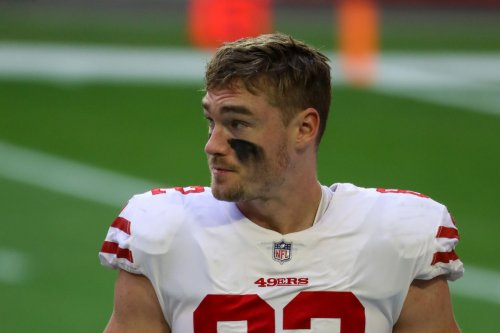 Golden Nuggets: Ross Dwelley impressed on the fifth day of practice for the 49ers