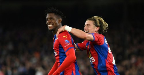 Another star turn from Conor Gallagher as Crystal Palace battle Brighton in derby