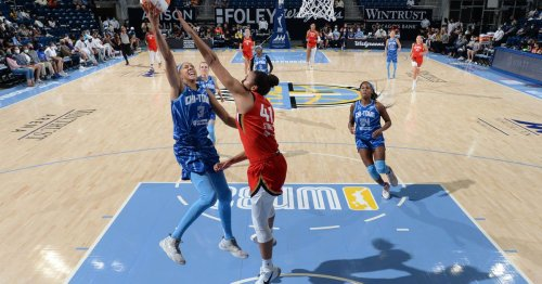Energy issues continue for the Sky in 33 point loss to Aces at home