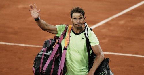 Rafael Nadal won't play at Wimbledon and Tokyo Olympics