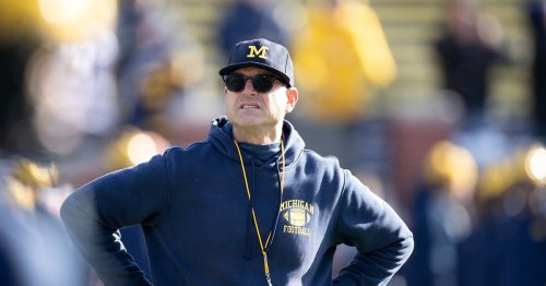 Report: Michigan looking to add another member to Jim Harbaugh's staff