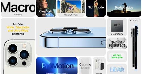 Vergecast: breaking down the iPhone 13