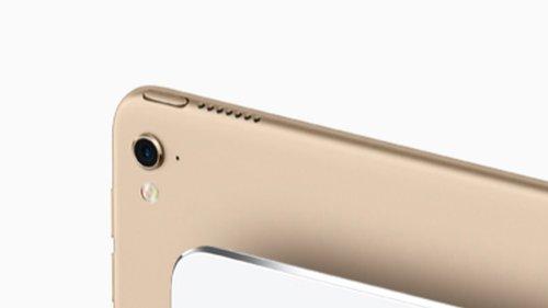 Apple's new iPad Pro inherits the iPhone's camera bump