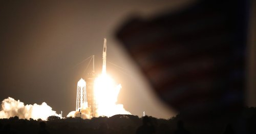 SpaceX launches its third astronaut crew, the first on a used Crew Dragon capsule