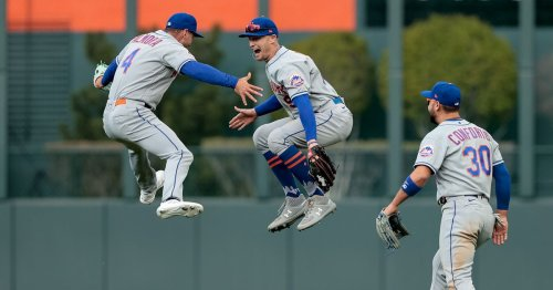 Mets Player Meter: Position players, April 12-18
