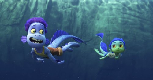 'Luca': Pixar's underwater fantasy shimmers with gorgeous visuals, sweet story