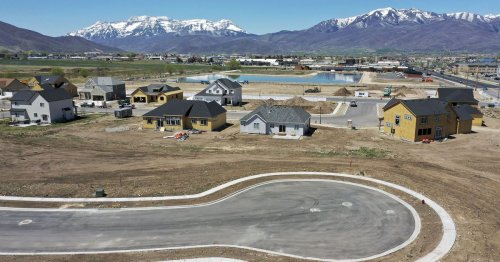 Where are Americans moving to? In the West the in-migration is coming to Heber City