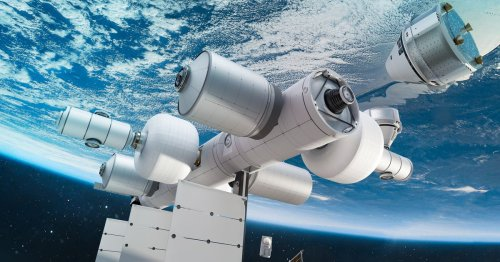 Blue Origin unveils plans for future commercial space station called Orbital Reef