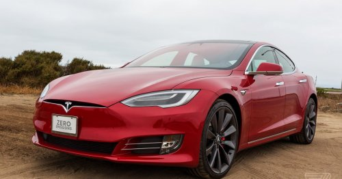 Elon Musk, lover of dumb jokes, says he's slashing Tesla Model S price to $69,420