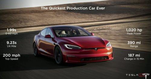 Tesla Magazine cover image