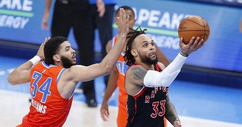 Game Thread: Toronto Raptors vs. Oklahoma City Thunder
