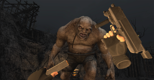 Resident Evil 4 in VR shouldn't work — but somehow it does