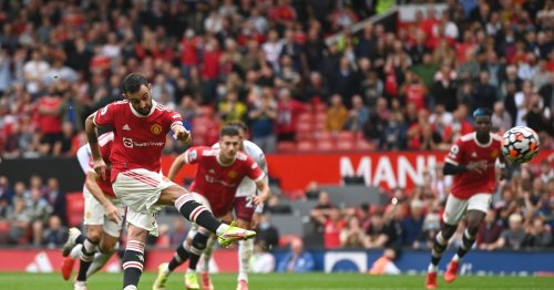 Player Ratings: Manchester United 0-1 Aston Villa