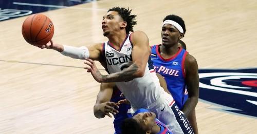 2021 NBA Draft Watch: James Bouknight of UConn vs. David Duke of Providence