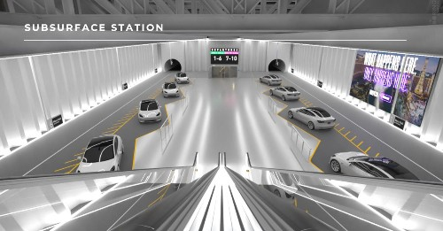 Boring Company proposes massive Vegas expansion following monorail bankruptcy