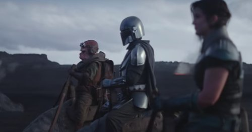 How Lucasfilm used Unreal Engine to make The Mandalorian