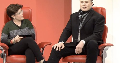 Elon Musk to Jeff Bezos: 'you cannot sue your way to the Moon'