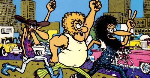 Freak Brothers will be Tubi's first free-to-watch cartoon original