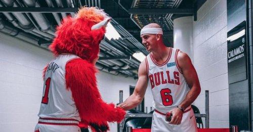 New Bulls guard Alex Caruso hopes championship pedigree is spreading