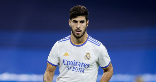 Real Madrid place Marco Asensio on the market -report