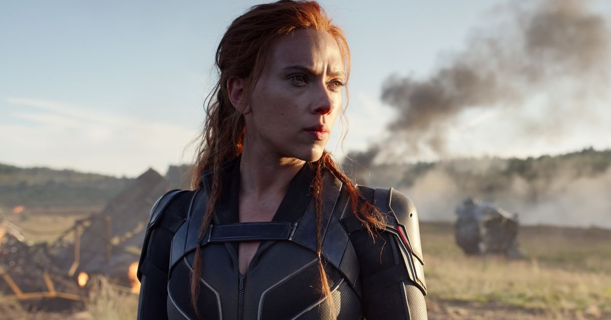 Black Widow gives the character a soul — several years too late