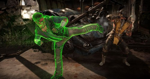 Mortal Kombat X brings back Johnny Cage, Sonya and more for its ambitious story mode