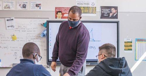 This charter school math teacher is running for the Denver school board