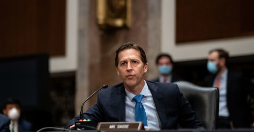 GOP Sen. Ben Sasse condemns Trump, QAnon, and his own party in blistering op-ed