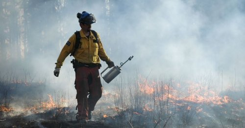 Lessons from Indigenous firefighters on the front lines of Western wildfires