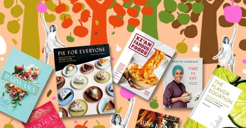 The Best Cookbooks of Fall 2020