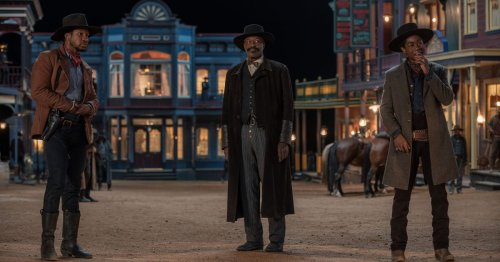 The trailer for Netflix's The Harder They Fall is here to remind you Westerns are freaking sick