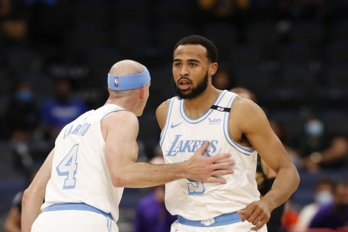 Talen Horton-Tucker and Alex Caruso will reportedly have 'multiple suitors' in free agency