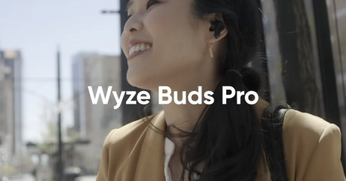 The Wyze Buds Pro offer ANC and wireless charging for $60
