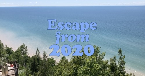 Escape from 2020 cover image