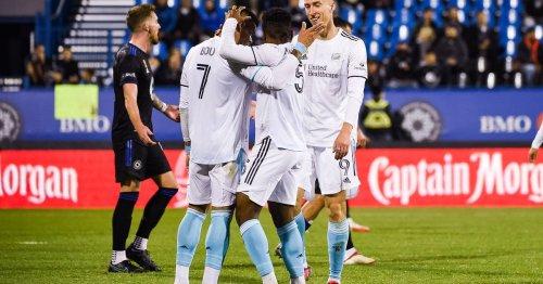 Recap: Revolution 4 - 1 CF Montreal