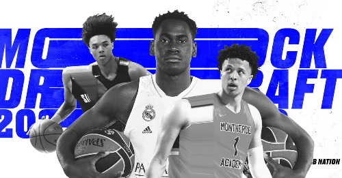 NBA mock draft 2021: Next year's class finally has a legit No. 1 prospect