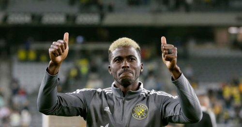 Crew's Gyasi Zardes named MLS Player of the Week, to Team of the Week