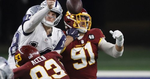 Washington's defense is littered with players ranked among the best at their positions by PFF