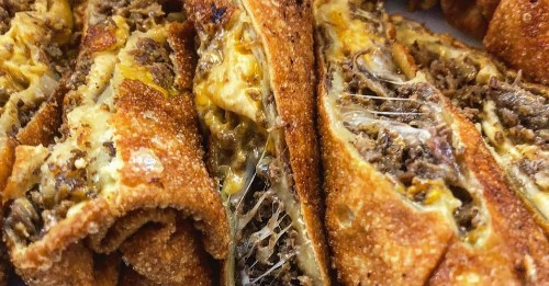 Big Dave's Cheesesteaks Is Now Mobile With a Food Truck Slinging Its Popular Egg Rolls