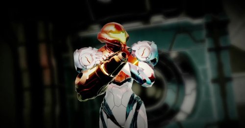 Nintendo announces new 2D Metroid for Switch called Metroid: Dread
