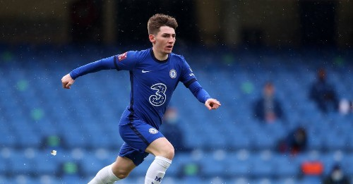 Lampard not keen on loaning out Billy Gilmour after latest 'brilliant' midfield display