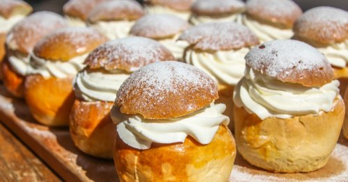 European Pre-Lent Pastries Are the Perfect Cure for February