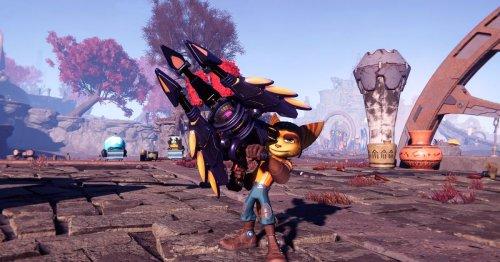 Ratchet & Clank: Rift Apart gets 120 Hz mode, Miles Morales patch improves PS5 graphics
