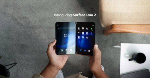 Microsoft's new Surface Duo 2 has all the features that were missing the first time around