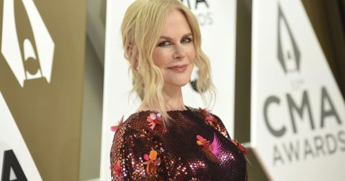 'Way out of my comfort zone': Nicole Kidman on playing Lucille Ball