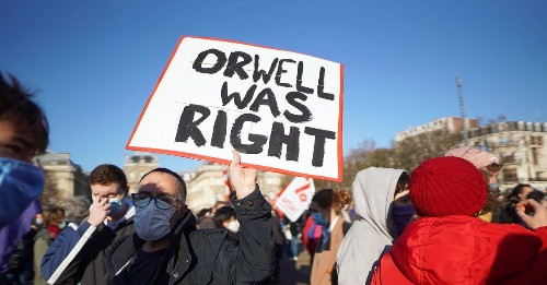 "The word ""Orwellian"" has lost all meaning"