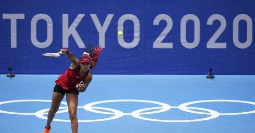 Naomi Osaka, Novak Djokovic raise profile of Olympic tennis