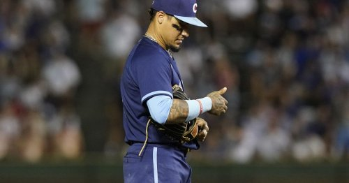 Javy Baez (thumb) not in the starting lineup against the Mets
